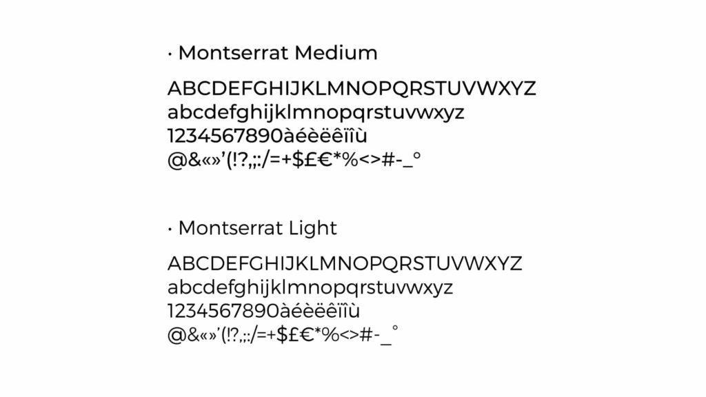 typographie de citadelle